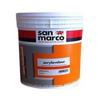 ACRYLOVELOUR PLUS Акрилна боя на водна основа с фин сатенен завършек