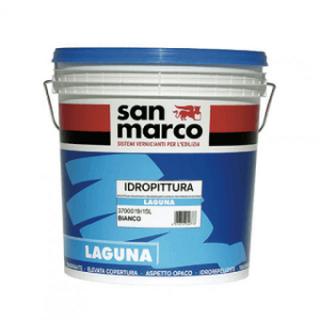 Laguna 3.0 е миеща се боя на водна основа, без аромат, която позволява достигане на висока степен на белота и матов ефект.