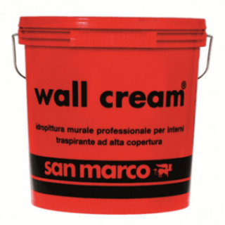 WALL CREAM  Професионална емулсионна боя с идеални маскировъчни качества