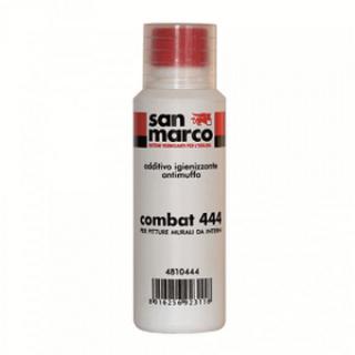 COMBAT 444  Добавка за боя, предпазваща стените от поява и развитие на плесени.