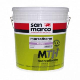 MARCOTHERM PRIMER  Импрегнант за вътрешни и външни дейности на водна основа